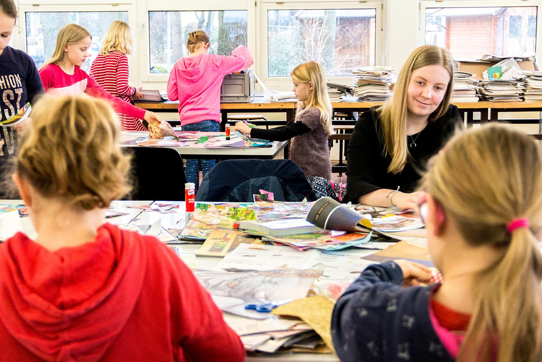 10. Workshop – Christophorusschule