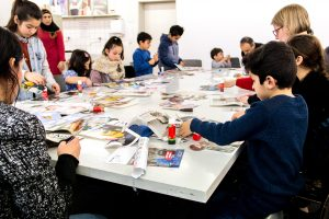 "Read more about the article 11. Workshop – Projekt ""Findus"""