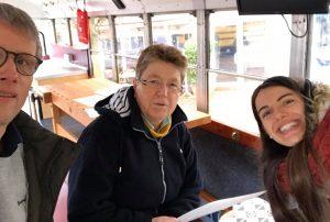 Vechta hat eben doch alles, und: Es klemmt bei Europa – Mein Samstag im gelben Bus