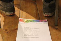 Wir und das Mehr – Kreatives Schreibprojekt mit Schülern der BBS Marienhain